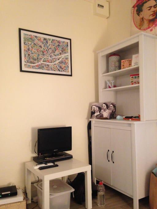 Pièce de vie / Living room
