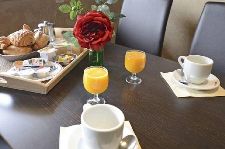 Chambre tout confort - Borgo - Bed & Breakfast