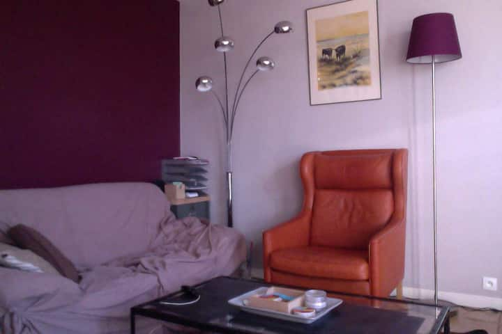 Nice room at 25 minutes from Paris