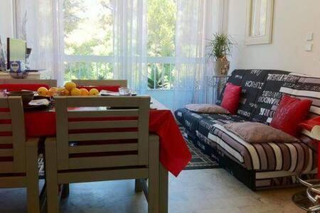 IDEAL PLAGE DE BORMES-LA FAVIERE - Bormes-les-Mimosas - Apartment