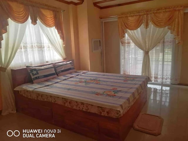 RAMIL RESIDENCES MASTER BEDROOM WITH BATHROOM