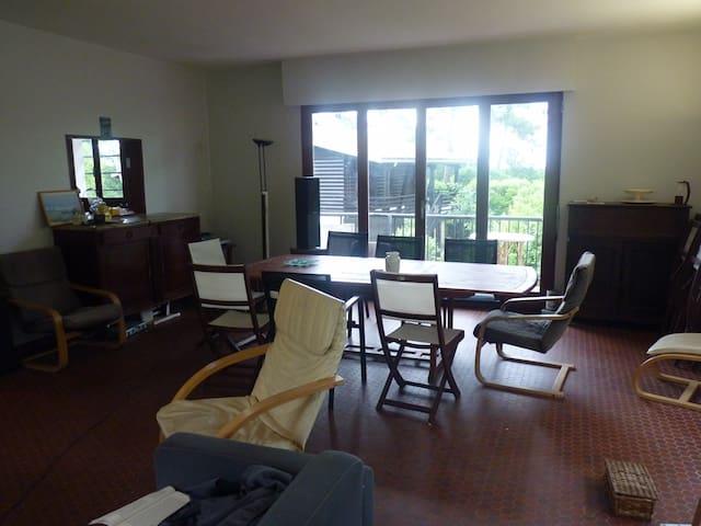Location maison familliale, la Vigne, Cap ferret