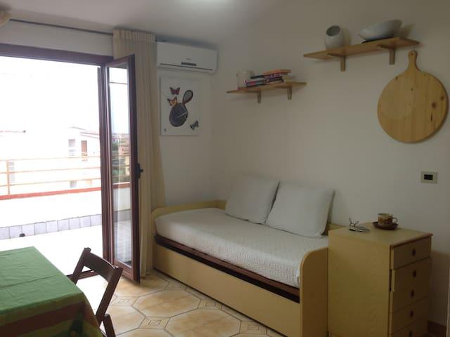 Уютная квартира в Scalea (Италия) в хорошие руки