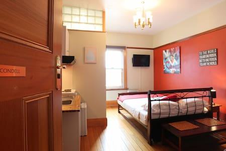 CONDELL SUITE - 22 square meters - North Hobart - Apartemen