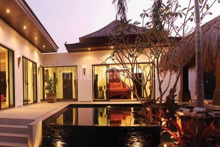 Private Pool Villa 3 BR Bang Tao Beach & Laguna
