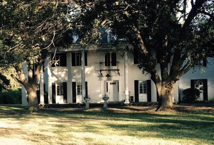 Yellow Bayou Plantation Home