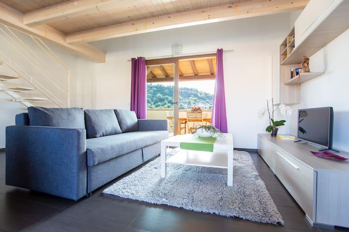 Appartamento fresco belvedere