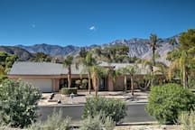 Let this beautiful house serve as the perfect homebase for all of your South Palm Springs adventures!