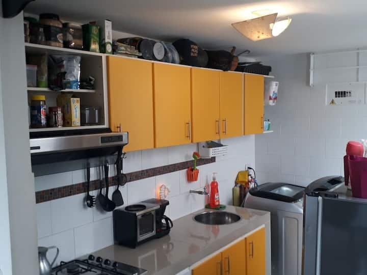 Amoblado Pasto apartamento
