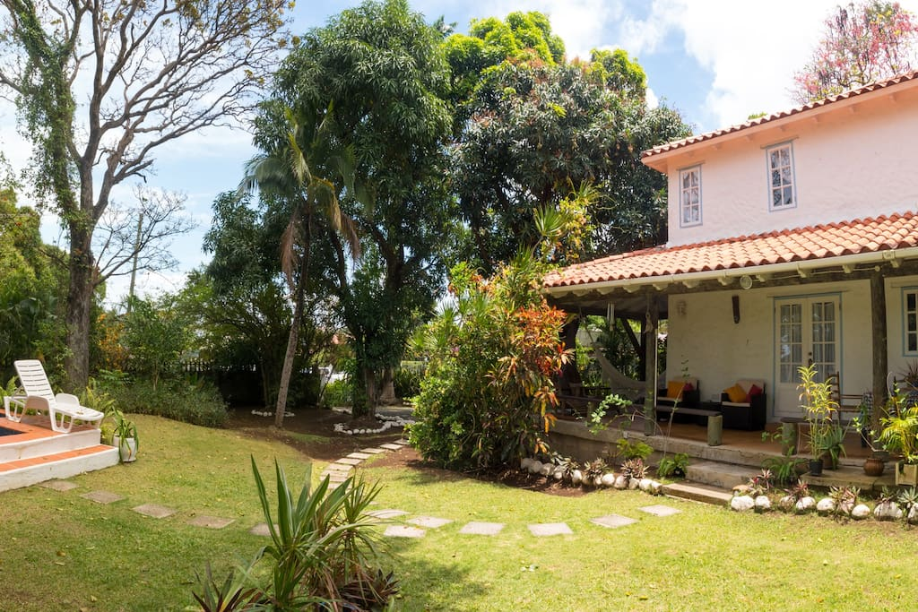 Welcome to Mango Cottage - Your Very Own Caribbean Oasis!