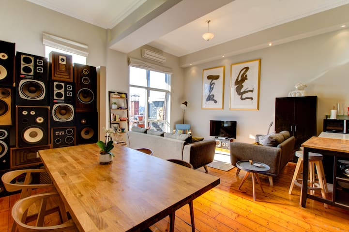 Stylish apartment in the heart of Chapel Street