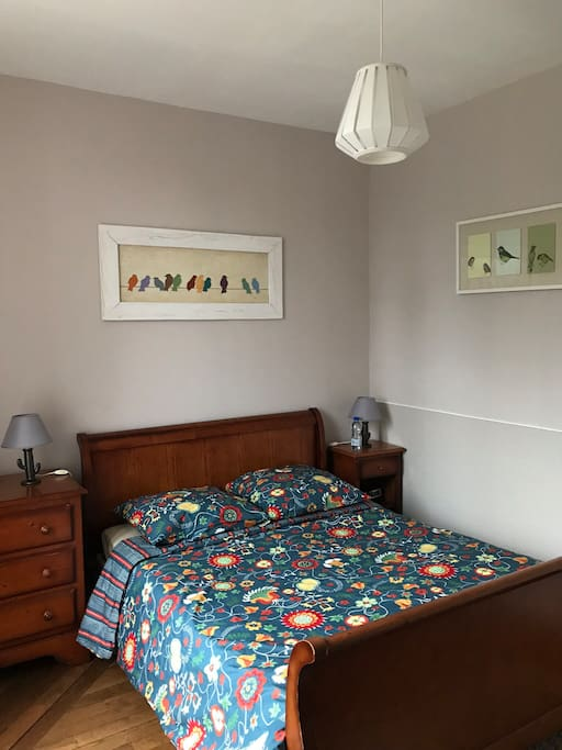 Chambre chez l 39 habitant en sologne case in affitto a for Sono pour chambre