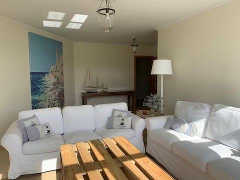 HemeraHouse - El piso de la luz y las vistas.