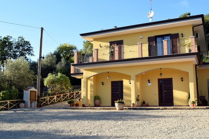 Agriturismo Il Marchese - Aquara - Bed & Breakfast