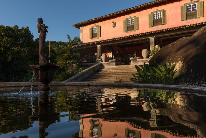 Casa Sede - Fazenda Retiro Guest Village