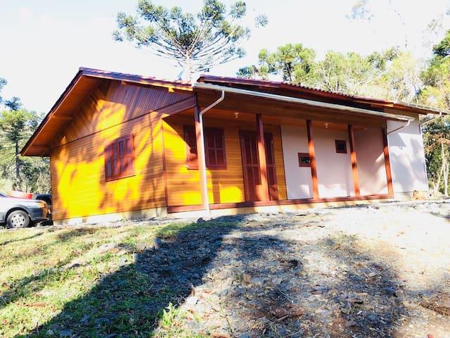 Casa de campo vale do Rio dos Bugres