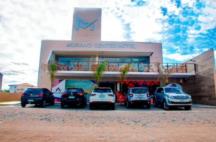 Suite Duplo Standart - Murano Center Hotel