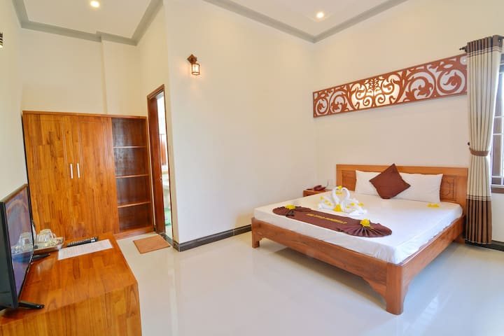 Deluxe Double Room - Hội An - Bed & Breakfast