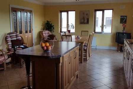 #LM EnsuiteDoubleRoom SharedSelfCatering,Loughrea - Galway - Casa
