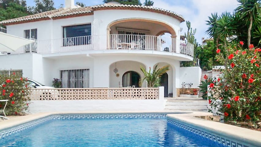 Traditional Villa, Sleeps 6, Private Pool, WIFI - Xàbia - Villa