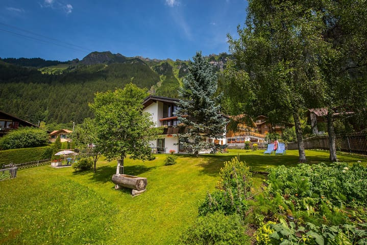 Traditional Wengen 1-bedroom Apartment for up to 3