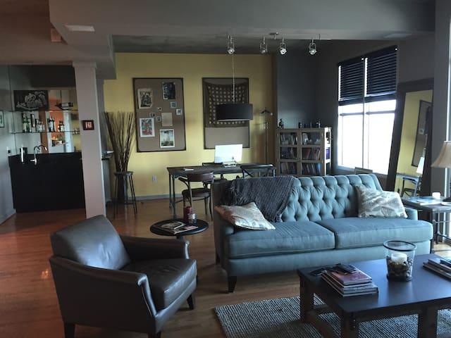 Luxury Highrise in Buckhead with Beautiful Views - Atlanta - Osakehuoneisto