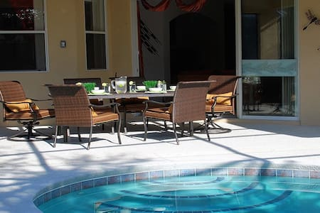 Magical Stay Superb 5* villa near all attractions - Haines City - Maison