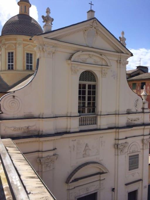 Chiavari, centro storico