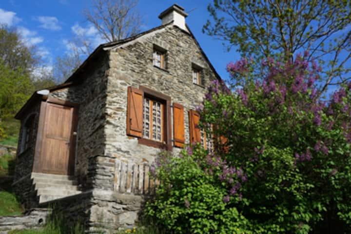Petite maison des Pyrénées