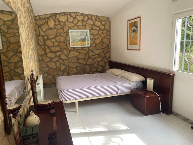 Dormitorio doble planta inferior