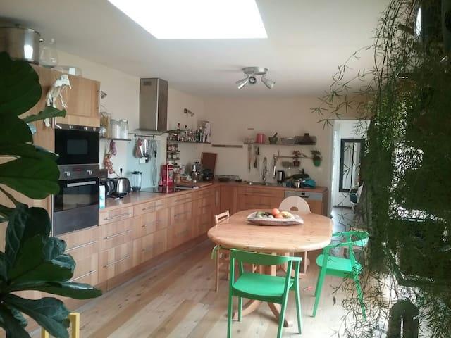 Maison avec jardin lambezellec - Brest - Casa