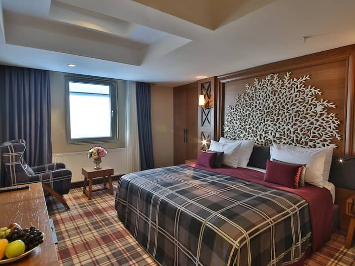 Bof Hotel Uludag Ski Resort - Family Suite Quartel Room