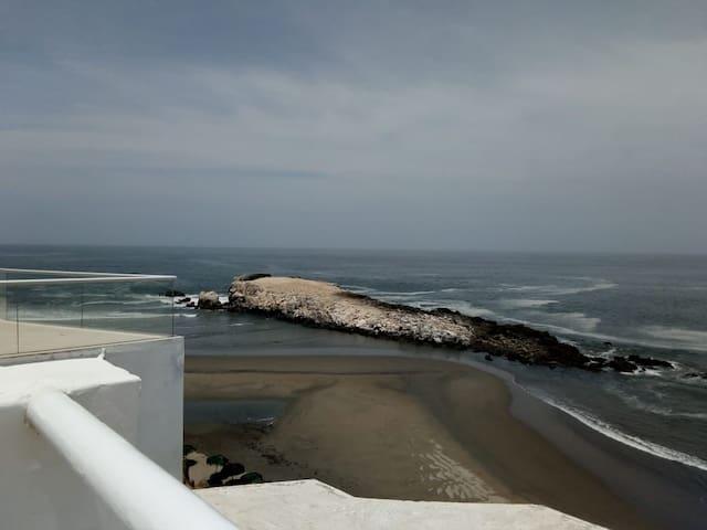 Departamento de playa en Puerto Fiel, Toyo Seco