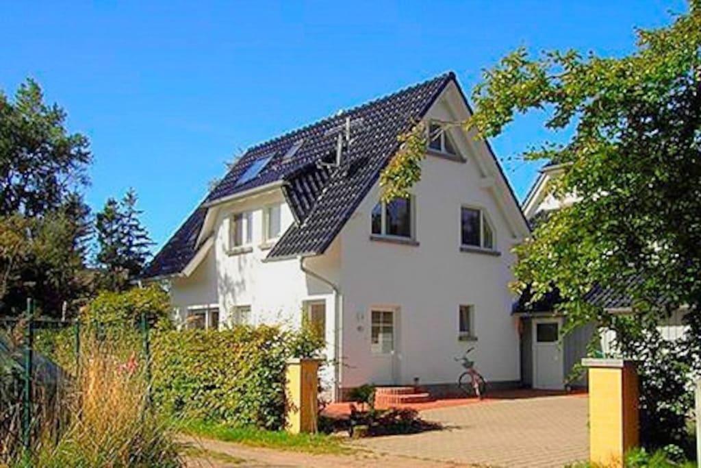 strandgl ck haus sophie h user zur miete in zingst mecklenburg vorpommern deutschland. Black Bedroom Furniture Sets. Home Design Ideas