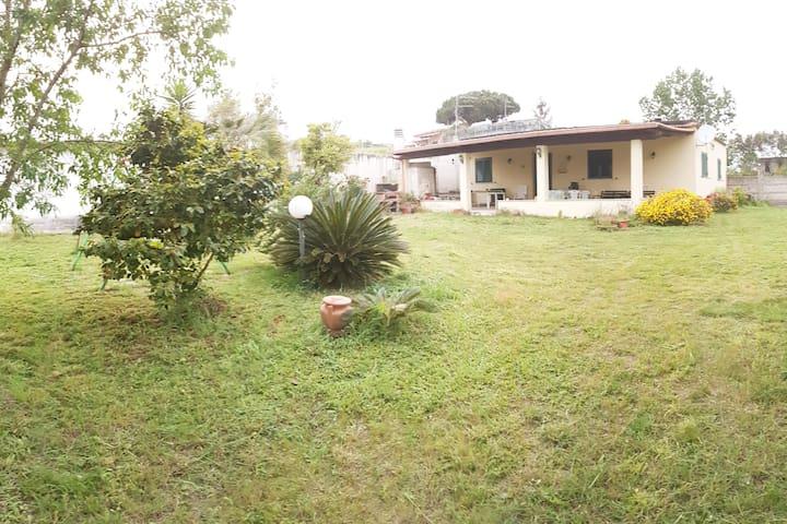 Villa Vacanza Relax TorreAstura  Nettuno FoceVerde