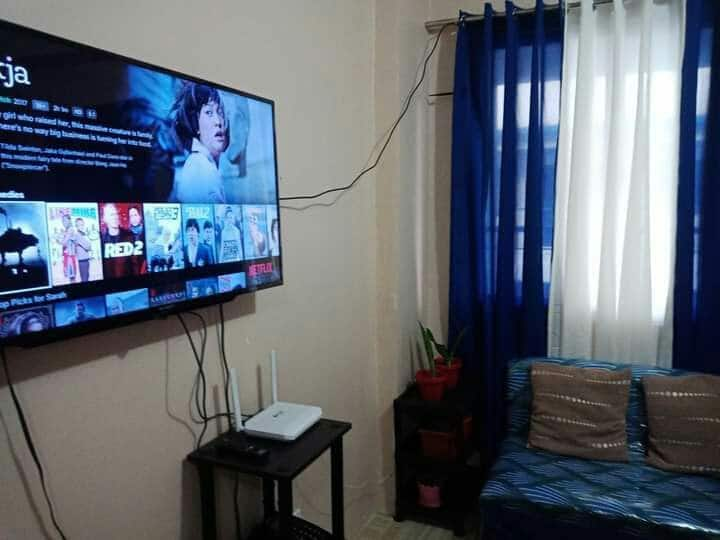 Staycation Condo Ni Sarai sa Cainta - Unit 504