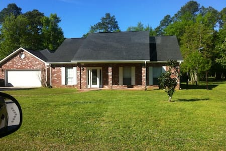 St. Andrews Golf Course Home - Ocean Springs - Talo