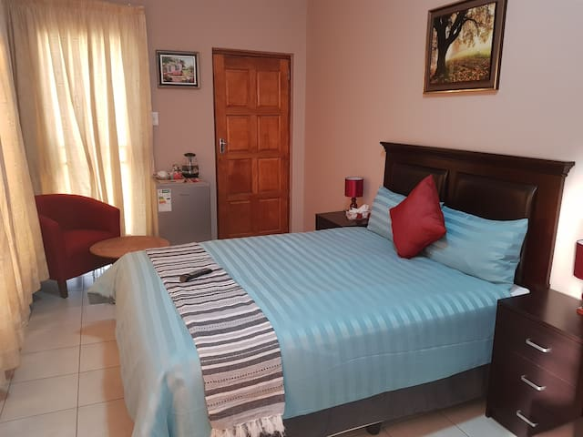 Standard Double Room with Private Entrance/Patio