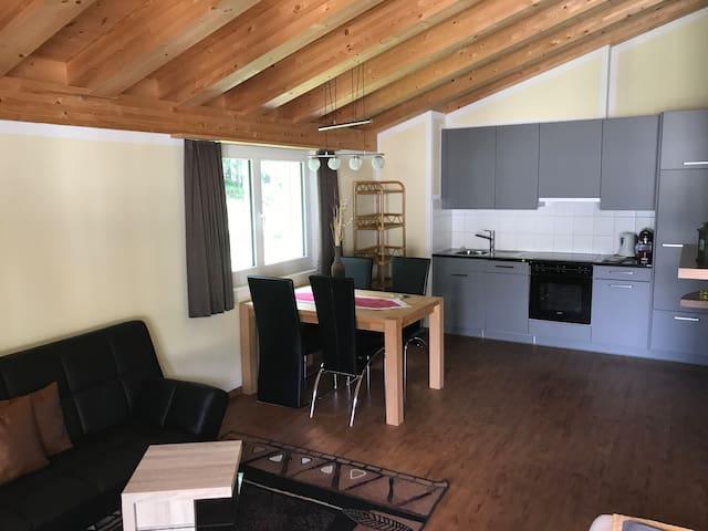 Preiswertes & modernes Studio in St. Moritz