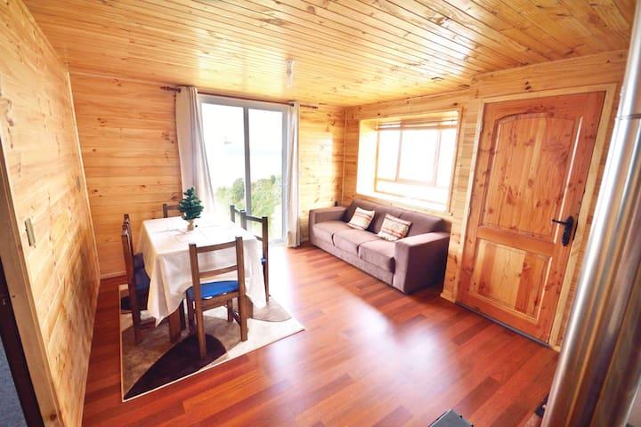 Cabaña en Achao - Chiloe - Achao - Cabane