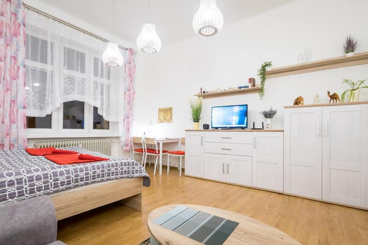 Cozy second home in the heart of Žilina