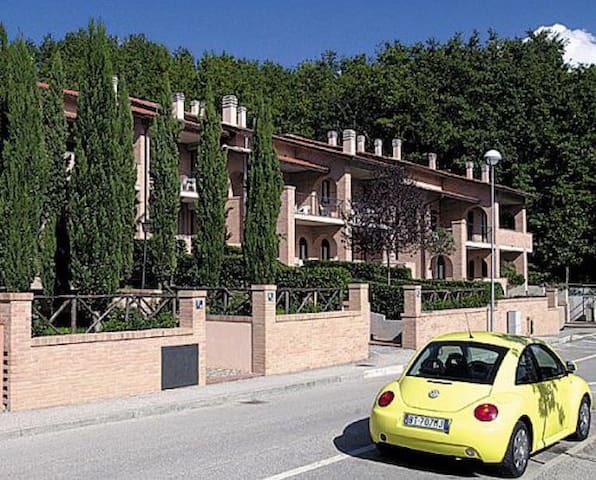 Assisi affitto bilocale - Pian della Pieve