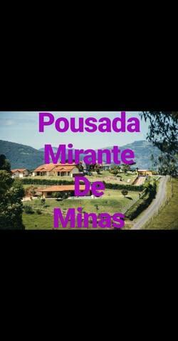 Mirante de Minas a extensão da sua casa.