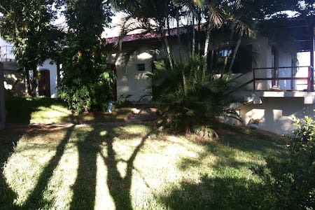 Near Unicamp, 650m, safety place - Campinas - Huis