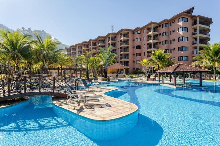 Porto Bali Mercure - 2 quartos - Resort Inteiro.