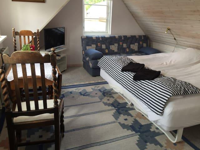 Super hyggelige værelser - Ålbæk - Huis