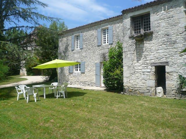 Maison de Campagne, Proche Bergerac, Monbazillac - Monbazillac