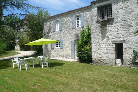 Maison de Campagne, Proche Bergerac, Monbazillac - Monbazillac - Casa