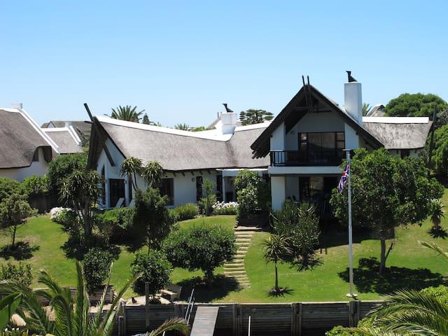 St Francis canal house - Saint Francis Bay - Ev