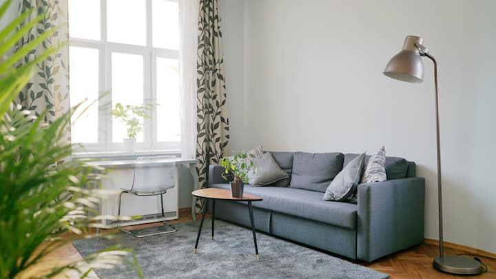 Apartment with balcony / Paulińska 8 / Kazimierz